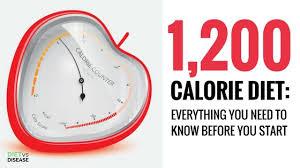 1200 Calorie Diet Chart Warning Dont Start A 1200 Calorie Diet Plan Until You Read