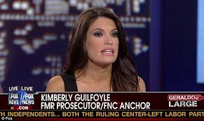 She was a weekend anchor, weather anchor. Meet The Fox News Anchor Who Really Is A Former Victoria S Secret Star Kimberly Guilfoyle S Modelling Past Revealed Daily Mail Online