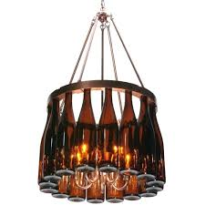 full image for how to make a chandelier out of beer bottles how to make a