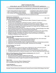 Administrative Assistant Summary Resumes 10 Executive Assistant Summary Examples Cover Letter
