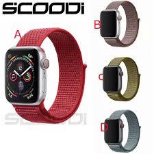Dây đeo thay thế cho đồng hồ thông minh for Apple Watch Series 6 / SE / 5 /  4 / 3 / 2 / 1 42 / 44mm 38 / 40mm, Giá tháng 4/2021