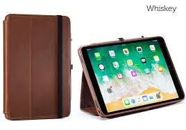 whisky leather ipad case Traveler Full-Grain Leather iPad Pro 10.5 Case |