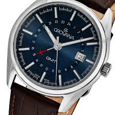 Швейцарские <b>часы Grovana</b>|Гарантия качества