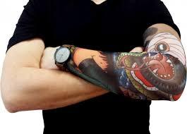 Tetovací Rukáv Anime Cool Mania