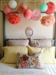 Paper Flower Balls To Hang From Ceiling New Homes For Sale In Houston Tx By Kb Home Girl Room