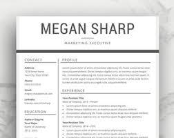 Resume Template Word Mac Word Resume Template Free Avivah Co Free