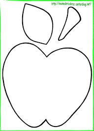 Pomme Colorier Et Fabriquer Pomme Fruit Fruits De Saison