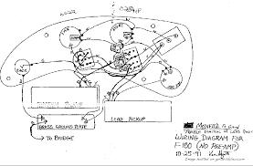 f 100 wiring schematics and picture diagrams f 100 wiring schematic hand drawn