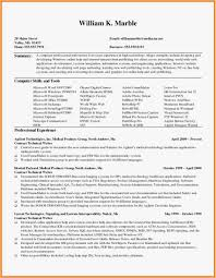Technical Writing Resume Examples Download Writer Resume Sample