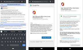 How To Download Microsoft Office Preview For Ios And Android