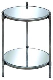 round metal side table side tables glass top bedside table round metal side with urban designs round metal side table metal side tables small