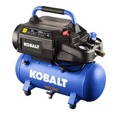 gas air compressor. kobalt 3-gallon portable 150-psi electric hot dog air compressor gas r
