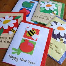 49 Beautiful Diy New Year Card Ideas