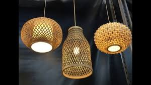 diy beautiful bamboo lamp shades