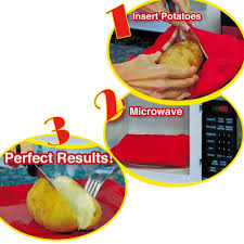 Fast Cooking Ovens Aliexpresscom Buy Oven Microwave Bake Potato Bag Quick Fast