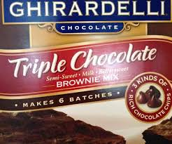 How To Make Ghirardelli Brownies 5 Steps