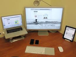 Macbook Pro Display Stand Impressive Mac Setups Page 32