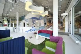 Cool Unilever Office Interior Decoration By Camenzind Evolution  O