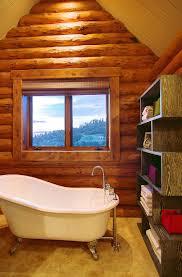 Cabin Bathroom Log Cabin Bathroom Ideas Hd Images Tjihome