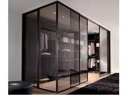 spark glass cabinet door aluminiun