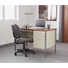 office metal desk. ALESD4524PC Thumbnail 1 2 3 Office Metal Desk