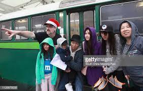 Steve Team John Rhodes, Kathryn Rhodes, 9; Yuji Wong, 5; Harry Wong,...  Nachrichtenfoto - Getty Images