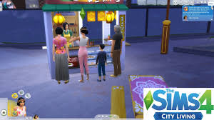 let s play the sims city living social media career promotion let s play the sims 4 city living social media career promotion