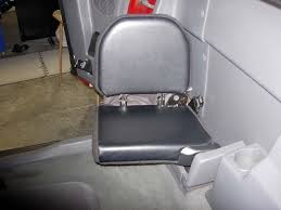 2009 ford ranger extended cab rear seat