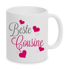 Beste Cousine Tasse Für Familie Weitere