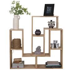 tetris furniture. 3 X Tetris Stacking Shelves Set - Oak Furniture
