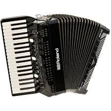 <b>Цифровой аккордеон Roland</b> FR-4X BK – купить в магазине ...