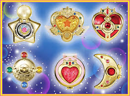 sailor moon brooches take girl power to