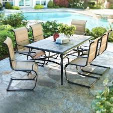outdoor furniture home depot. Home Furniture Lowes Patio Liquidation Depot  7 Piece Set . Outdoor