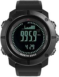 Yiwa <b>North Edge Apache</b> Digital Smart Watch Multifunctional Sport ...