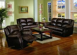 Leather Furniture Living Room Brown Leather Living Room Furniture Luxhotelsinfo