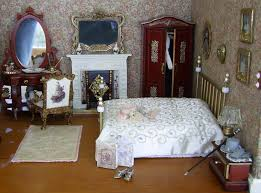 Dolls Houses And Minis Paints And Wallpaper For Decorating A - Dolls house interior
