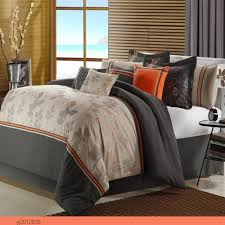 Orange and Grey Bedding Sets – Sweetest Slumber