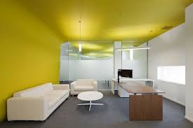 Image Yellow Purple Room Once You Decide On Color To Paint Your Office Walls You Can Then Move On To Decide On Your Office Wall Décor What You Choose In Regards To Your Home Setyourofficecom The Crucial Office Wall Decor Guide Interior Design Ideas Tips