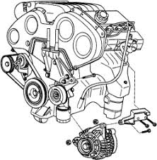repair guides charging system alternator autozone com Tiburon Alternator Harness click image to see an enlarged view Ford Alternator Conversion Harness