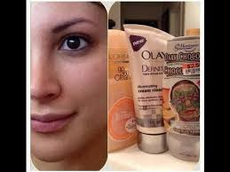 how i keep my skin looking flawless without makeup you