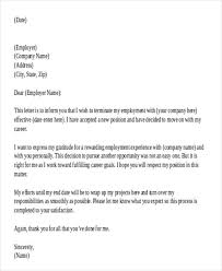 Letter Doc 42 Resignation Letter Template In Doc Free Premium Templates