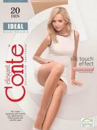 <b>Колготки</b> женские <b>Conte</b> Ideal 20 den бежевый (beige) <b>Матовые</b> ...