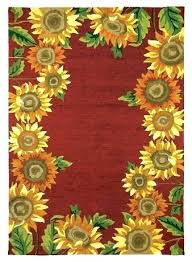 sunflower area rug sunflower field area rug sunflower kitchen area rugs sunflower area rug