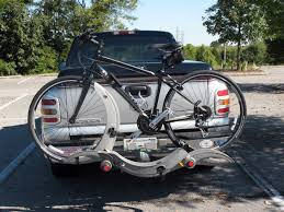 Need some input for a bike rack for a pickup truck