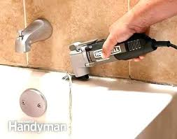 how to remove caulking from shower remove caulking from shower how to caulk a shower or how to remove caulking from shower