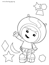 Small Picture Team Umizoomi Geo coloring page