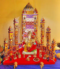 ganesh decoration ideas at home home decor ideas