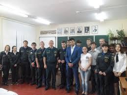 Будущие спасатели и пожарные Карачаево Черкесии защитили дипломные  Будущие спасатели и пожарные Карачаево Черкесии защитили дипломные работы