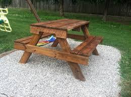 elegant wood picnic table bench plans of img 0651 img 1592