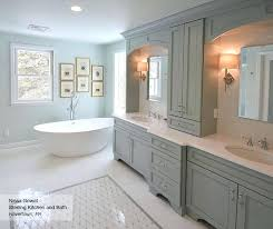 modern custom bathroom cabinets. Perfect Custom Bathroom Cabinets Luxury Master Bath Omega Cabinetry And Modern Ideas Cabinet Decorating Small Spaces I